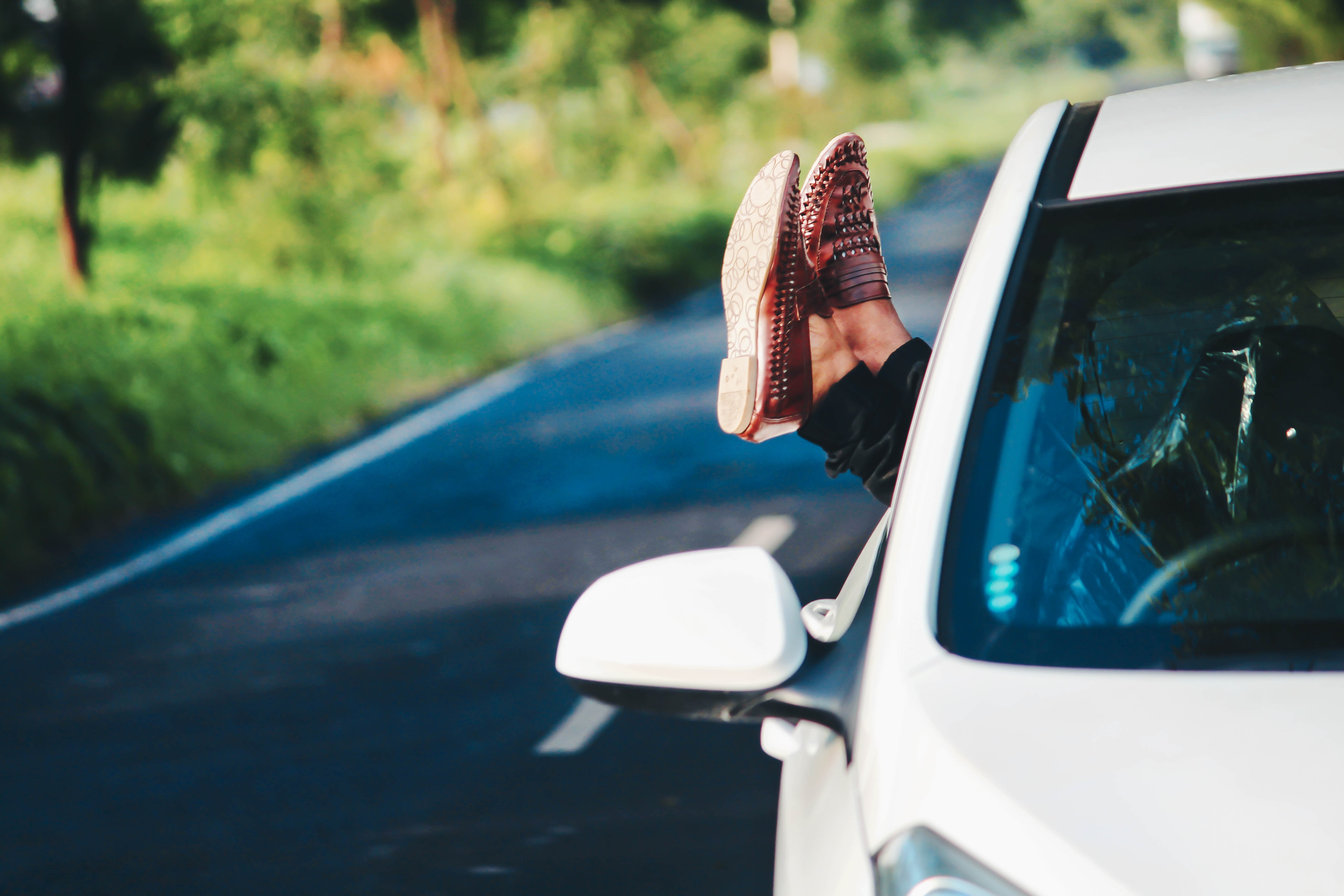 Relaxing before a fast track driving test may increase likelihood of success.